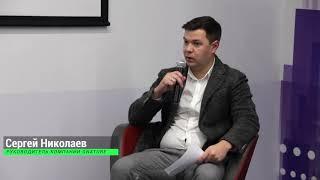 Смотреть видео Покраска домов как прибыльный бизнес – интервью с основателем SrubServis | Gnature онлайн