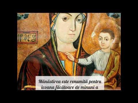 Icoana Maicii Domnului de la Mănăstirea Nicula