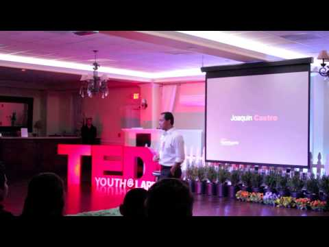 Creating an Infrastructure of Opportunity: Joaquin Castro at TEDxYouth@Laredo