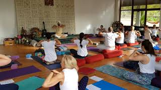 Kundalini Yoga and the Soulful Fitness Yoga Retreat