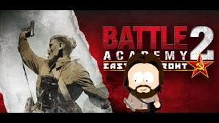 Jouons à ... Battle Academy 2 Partie 1/2