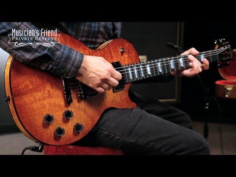Gibson USA 2017 Les Paul Premium Figured Mahogany Electric Guitar