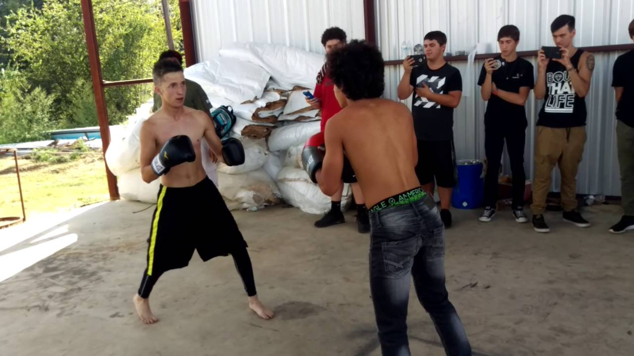 Backyard Boxing backyard boxing - youtube