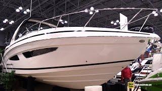 2015 Regal 32 Express Motor Yacht - Walkaround - 2015 New York Boat Show