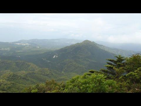 登山日本三百名山に登ってみた61 大箆柄岳編