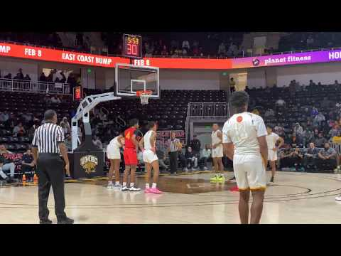 St Frances Academy vs Oak Hill LIVE
