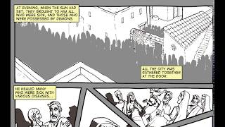 Creating Comics: How to draw a crowd, literally.