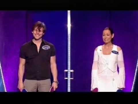 Morten and Inez    All Star Mr&Mrs Part2