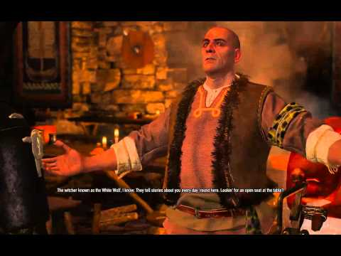 Witcher 3 - Carnal Sins, Novigrad: Closed City, Some Whoring and Gwent
