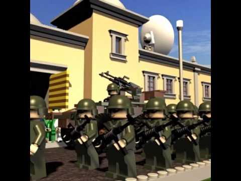 Cobi Mała Armia Gra Pc Defilada Small Army Youtube