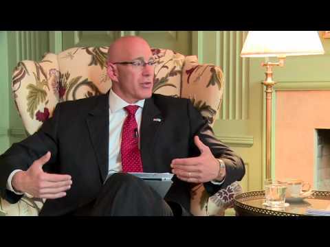 Interview with U.S. Ambassador Bruce Oreck