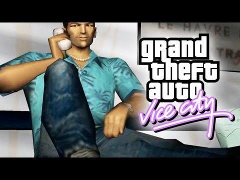 GTA VICE CITY - #1: Tommy Montana!
