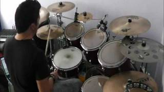 Hector Moreno - Disturbed - Down With The Sickness (Drum Cover)