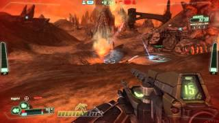 Tribes Ascend Gameplay - Deathmatch in Open Beta