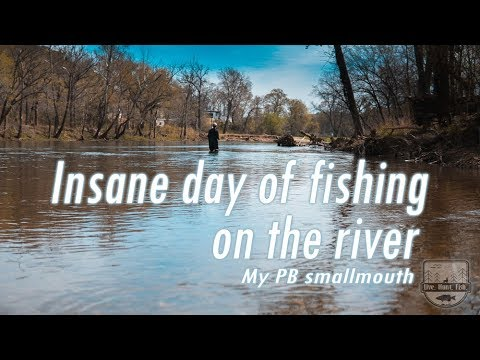 Bass Fishing The Illinois River   The Trio Of Bass