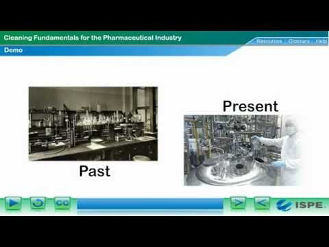 Cleaning Fundamentals for the Pharmaceutical Industry Online Training Course Demo