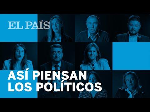 10N  CUESTIONARIO ELECTORAL: Los POLÍTICOS responden a EL PAÍS