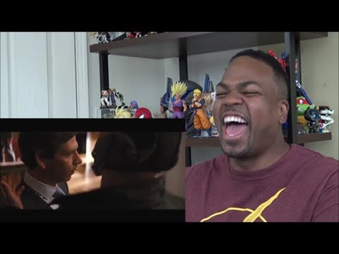 Bane - Voiced by Tyrone Magnus - REACTION!!!