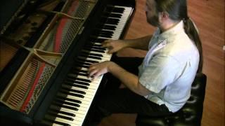 Leola by Scott Joplin | Cory Hall, pianist-composer