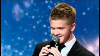 i ve got you under my skin liam burrows australia s got talent 2011