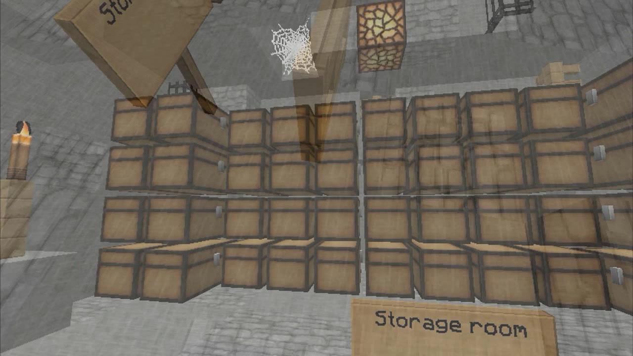 Minecraft Schematic Huge Wooden House Download