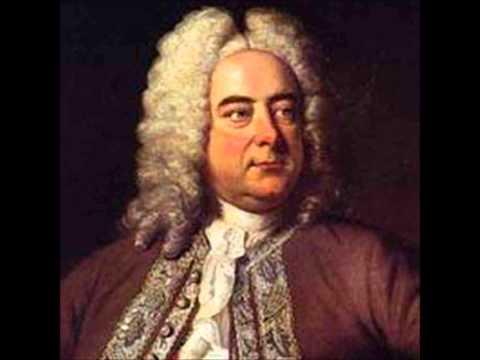 GF Handel Harpsichord suite in D minor vol2 No 4 HWV 437 Sarabande