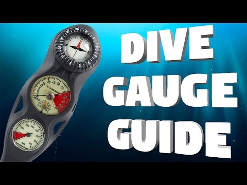 Dive Gauge Guide