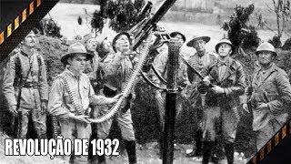 MUNDO URBEX NEWS REVOLUÇÃO DE 1932