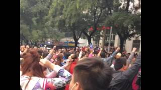兴百姓苦,亡百姓苦!陕西省西安市高陵区不听民意,执意在居民区旁边建造垃圾焚烧厂 视频拍摄于2016.10.15。
