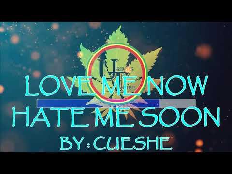 Love Me Now, Hate Me Soon - Cueshe | Official Karaoke Video