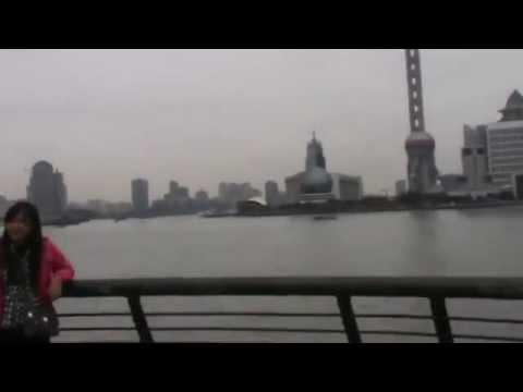 Yudi Baretto liburan di Shanghai China Part 1