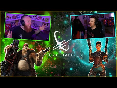 Day One Of Playing Amazon's New Game Crucible! Ft. TimTheTatMan, JoshOG, TSMViss, And DrLupo!