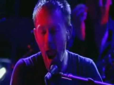 RadioHead Live at the BBC studios - Everything in its right place