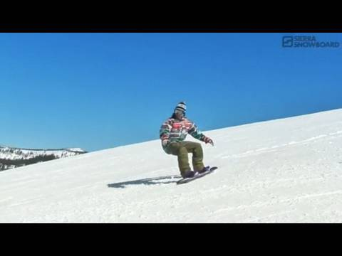 Snowboard Basics: Linking Turns