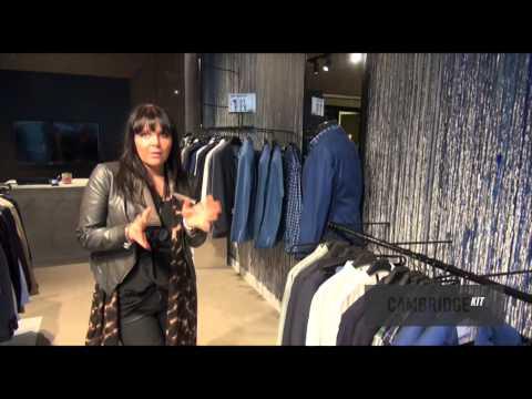 Cambridge Kit Store walk through (Men's Fashion)