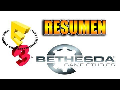 E3 2015: RESUMEN BETHESDA