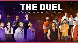 "Turkish Airlines EuroLeague players star in...""The Duel"""