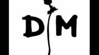 Depeche Mode- Never Let Me Down Again [Split Mix]