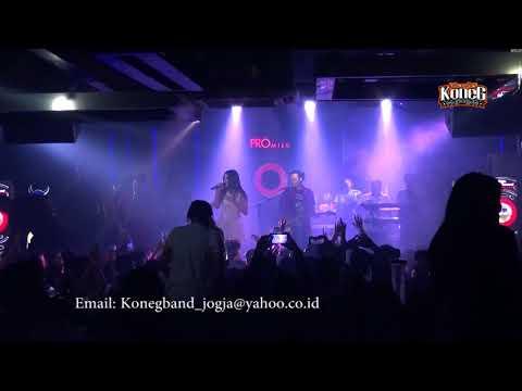 KONEG LIQUID & Nella Kharisma ~ INDAH PADA WAKTUNYA [LIVE CONCERT - Liquid Semarang] [Cover]