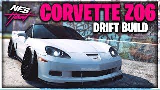 CORVETTE Z06 DRIFT BUILD!   Need For Speed Heat