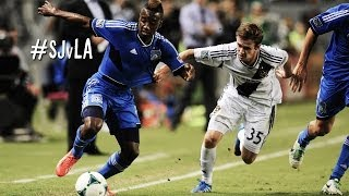 HIGHLIGHTS: LA Galaxy vs SJ Earthquakes | October 20, 2013