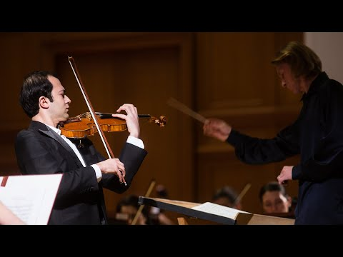 Александр Глазунов - Концерт для скрипки с оркестром