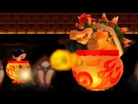 Super Mario Maker 3DS - Super Mario Challenge 100% Walkthrough Part 9: World 17 & World 18