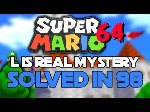 The Super Mario 64 L is Real Mystery