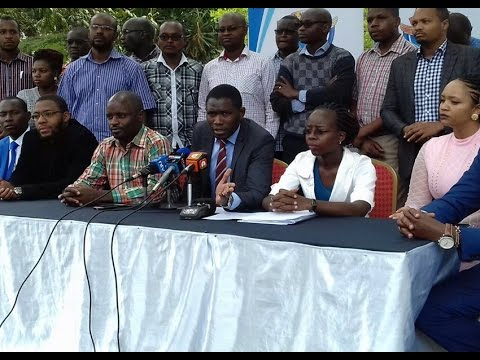 Doctors and nurses issue a nationwide strike notice