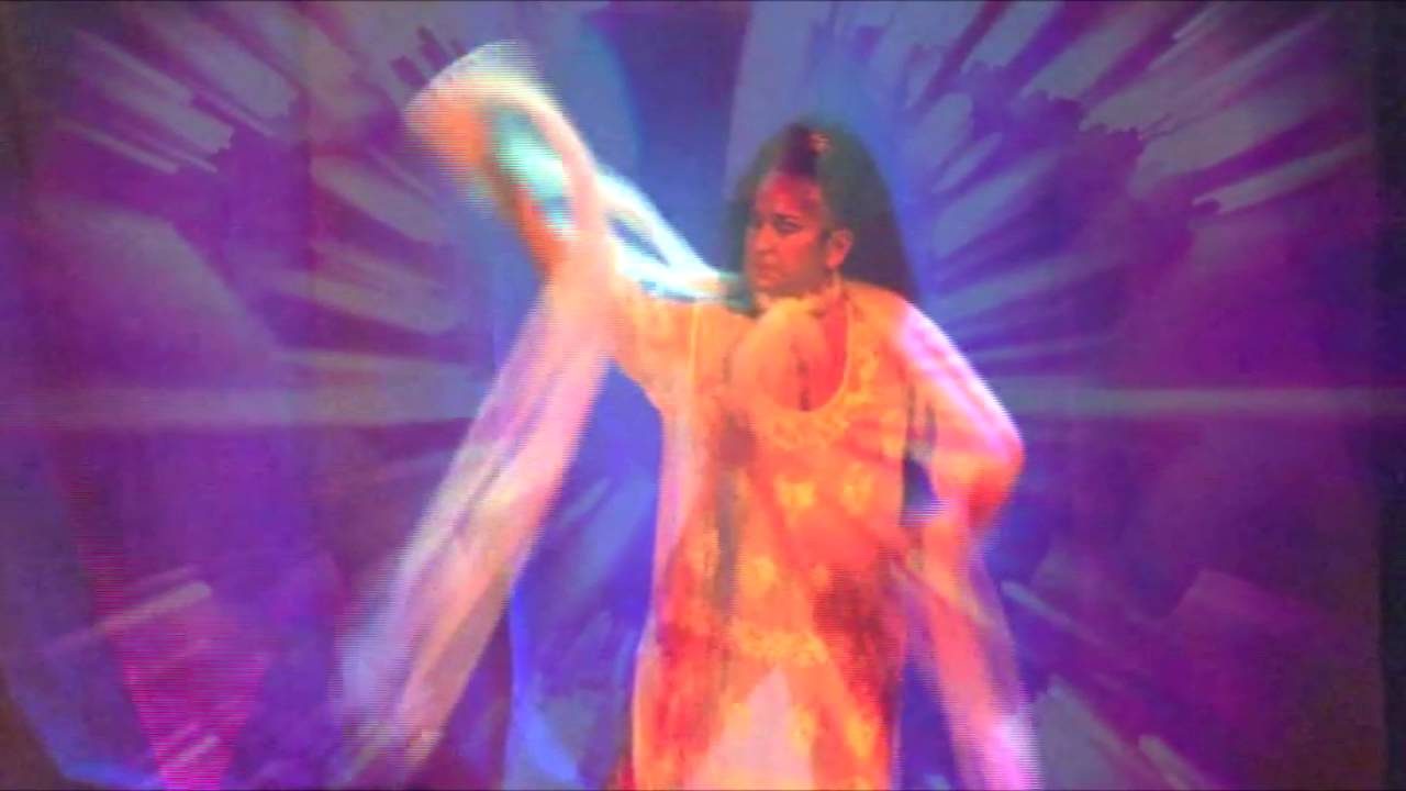 Sacred Pink Floyd 1 - Shine On You Crazy Diamond - Third Eye Opening Devi Dhyani Dance