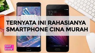7 Rahasia Smartphone China Lebih Murah