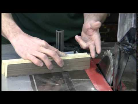 How To Cut Compound Angles On A Table Saw