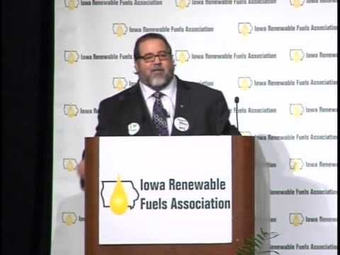 2014 Iowa Renewable Fuels Summit Speaker Bob Dinneen