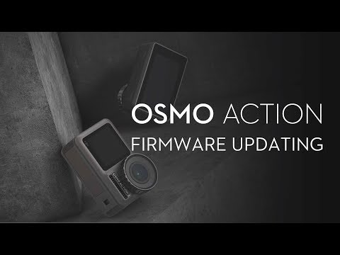 How to Update Osmo Action's Firmware